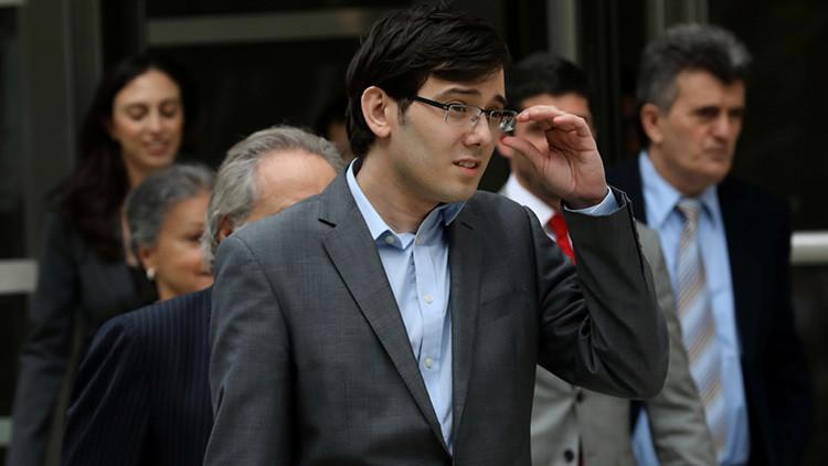 Encarcelan al 'empresario más odiado' de EE.UU. por amenazar a Hillary Clinton