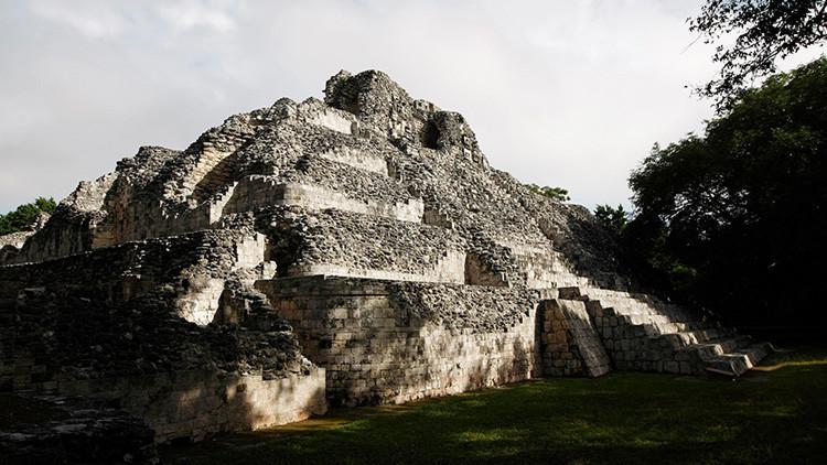 En busca del 'mundo subterráneo' de los mayas, exploran las ruinas de Chichén Itzá