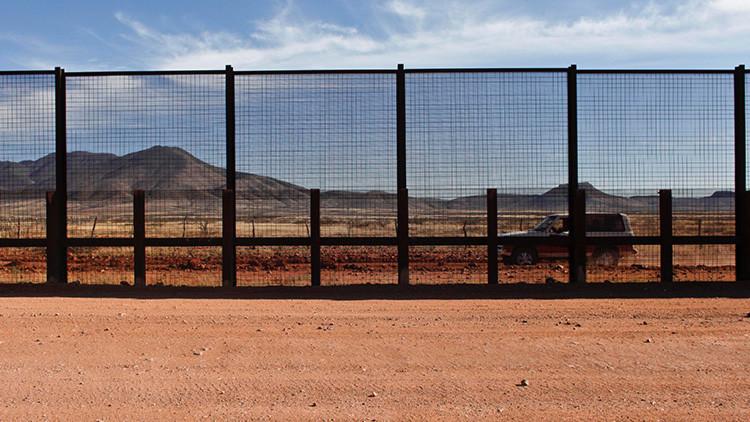 """Trump: """"El muro fronterizo con México para mí es vital"""""""