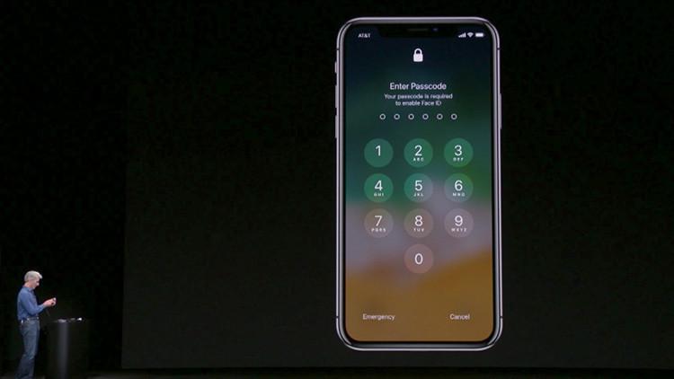 Apple justifica el gran fallo en la presentación del iPhone X