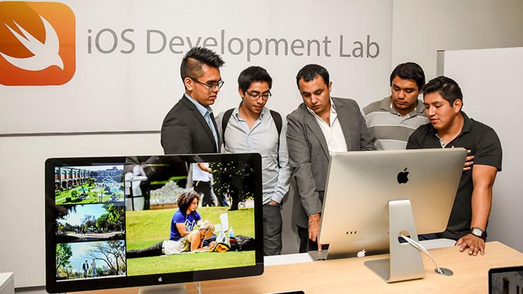 México: Apple dona laboratorio de alta tecnología a la UNAM para desarrollar aplicaciones móviles