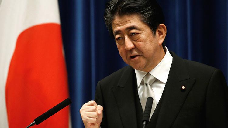 """Shinzo Abe: Japón """"nunca tolerará"""" los """"peligrosos y provocativos"""" actos de Corea del Norte"""