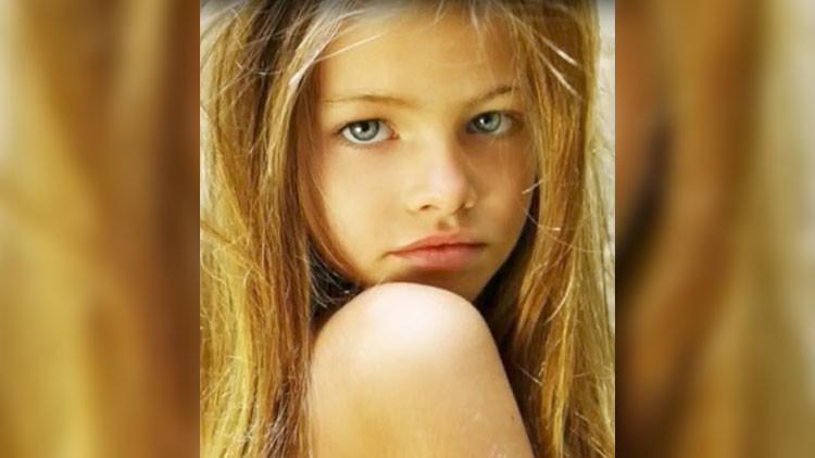 ¿Cómo es hoy 'la niña más bella del mundo'? (FOTOS)