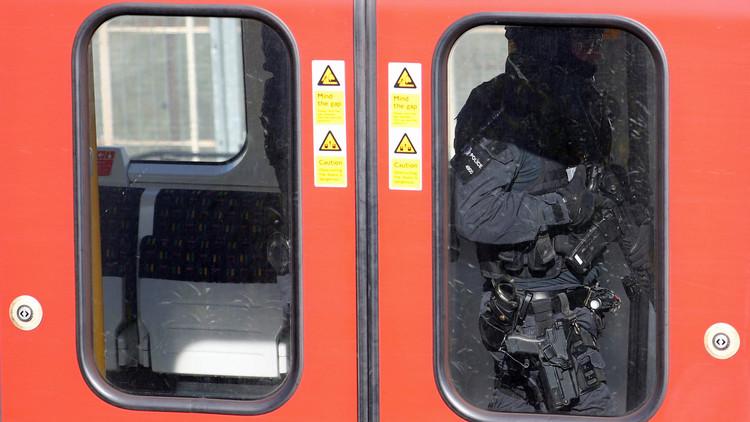 Explosión en Londres: Testigo con quemaduras en su cabeza relata su experiencia (FOTOS)