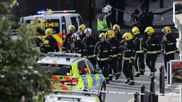 El Estado Islámico reivindica el atentado en el metro de Londres