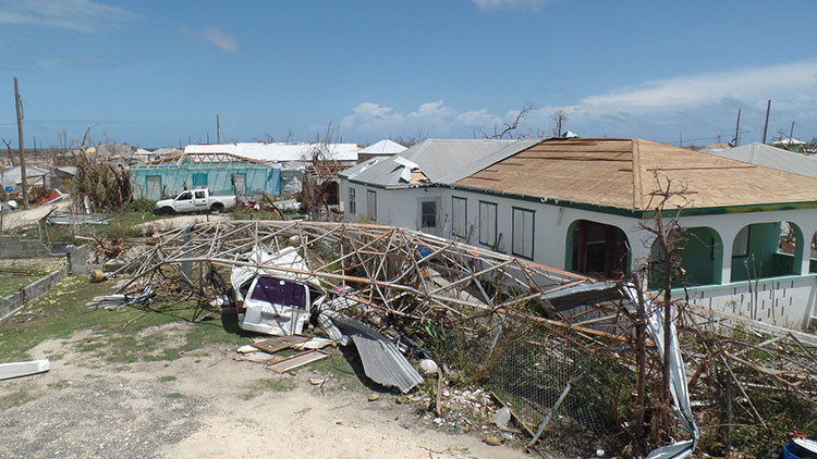 """""""300 años de civilización en Barbuda fueron extinguidos por Irma"""""""