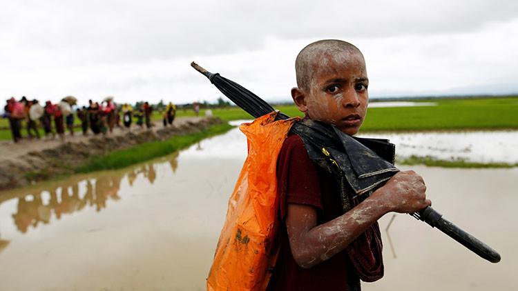 Imágenes de satélite evidencian persecución étnica en Birmania, según Amnistía Internacional (FOTOS)