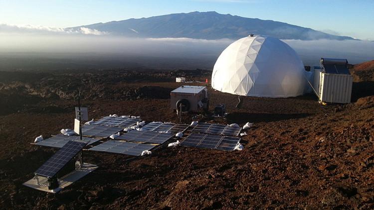 Termina en Hawái el aislamiento 'marciano' de un equipo de la NASA