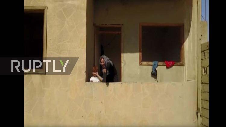 A vuelo de dron: así luce la ciudad siria de Deir ez Zor, liberada del Estado Islámico (VIDEO)