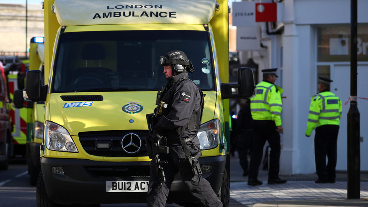 Alerta de seguridad: Evacúan en Londres una estación de metro próxima a Parsons Green