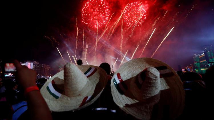 México celebra el 207 aniversario de la Independencia con un gran desfile militar