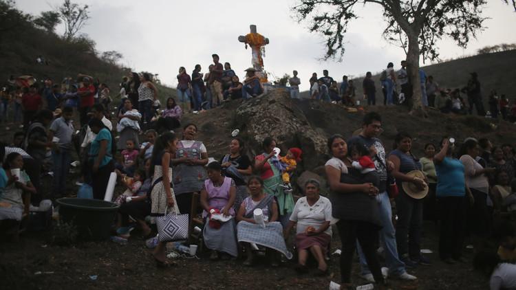 """""""Los defensores de DD.HH. en México somos considerados enemigos del régimen. Y así se nos trata"""""""