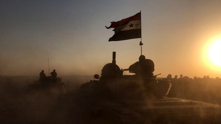 El Ejército sirio libera dos distritos de Deir ez Zor de terroristas