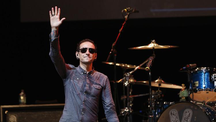 Viuda del cantante de Linkin Park revela grabación de su esposo horas antes de su muerte (VIDEO)