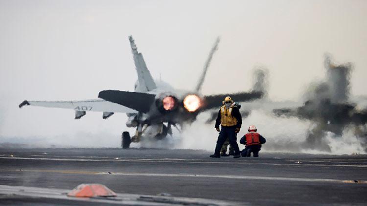 EE.UU. planea enviar un portaaviones a la península coreana para las próximas maniobras con Seúl