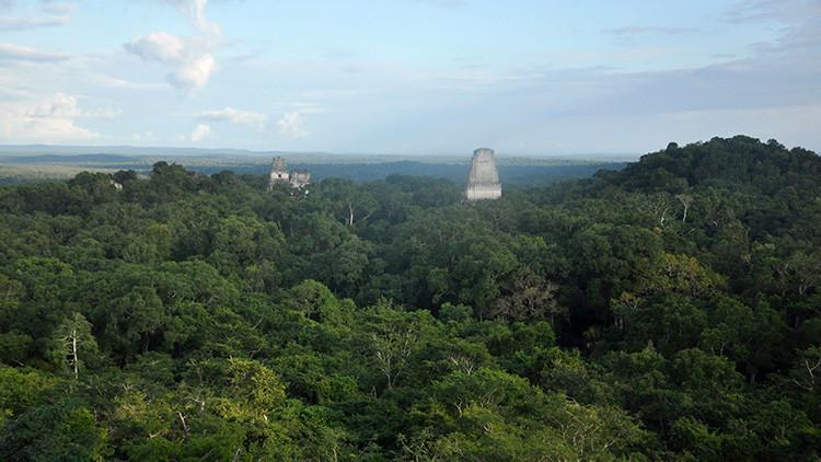 Descubren en Guatemala la tumba de un gobernador maya del siglo IV d.C.
