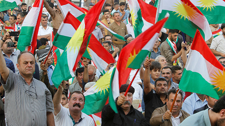 El Tribunal Supremo suspende el referéndum de independencia en el Kurdistán — Irak