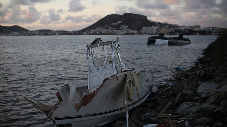La isla de Martinica decreta la alerta roja por el huracán María