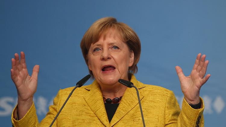 ¿Qué sueño tiene Merkel relacionado con Rusia?