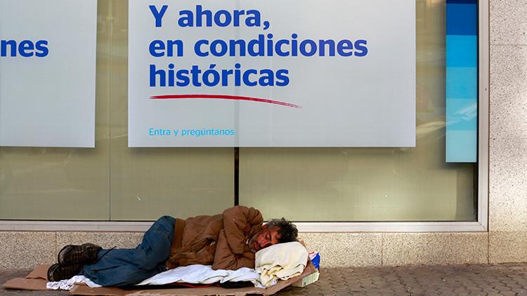 ¿Hay de verdad igualdad en España? 58.000 nuevos ricos y 1,4 millones de pobres en cuatro años