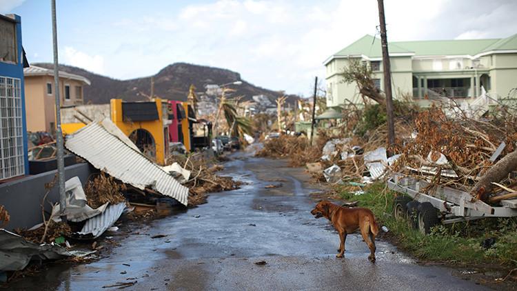 """""""Dominica ha sido devastada como Barbuda"""""""