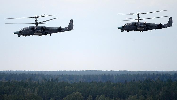 """Rusia comenta el supuesto """"ataque de un helicoptero contra los periodistas"""" (Video)"""