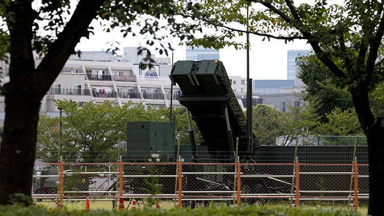 Japón despliega misiles Patriot en la trayectoria del último misil lanzado por Corea del Norte