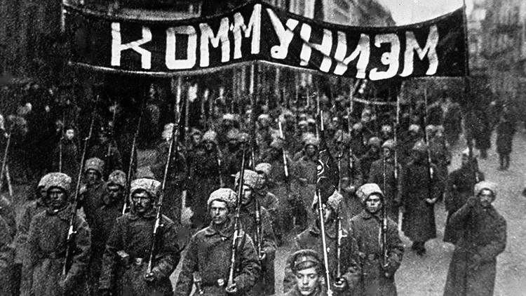 """""""De la Revolución Rusa podemos extraer enseñanzas y proyectarlas al presente"""""""