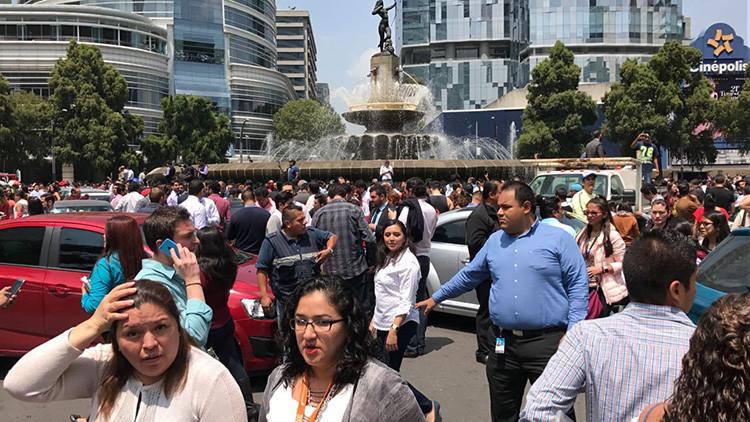 El Aeropuerto Internacional de la Ciudad de México interrumpe su funcionamiento tras el terremoto