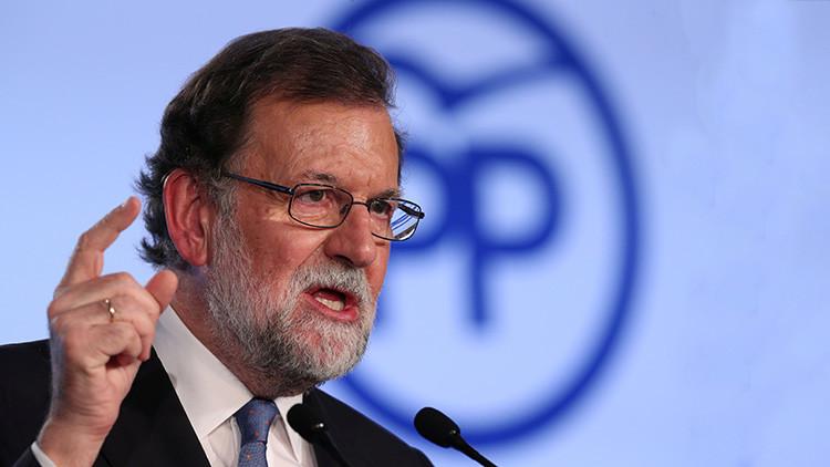 """Rajoy tras el operativo policial en Cataluña: """"El referéndum no se puede celebrar"""""""