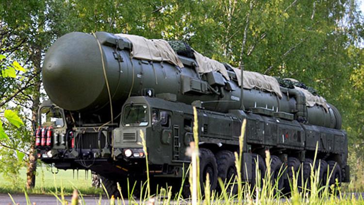 Rusia realiza el lanzamiento de prueba de un misil balístico intercontinental Yars (VIDEO)