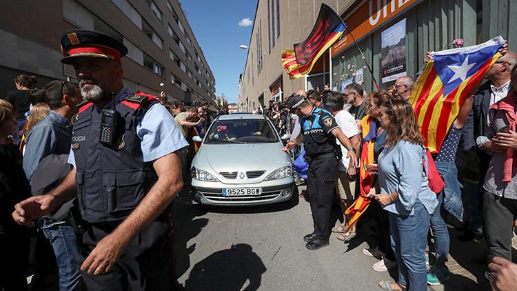La operación policial contra el referéndum catalán lleva el nombre de un dios de la muerte