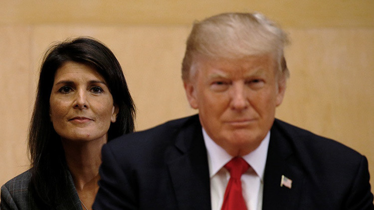 """La embajadora de EE.UU. ante la ONU: """"Trump no quiere una guerra con Corea del Norte"""""""