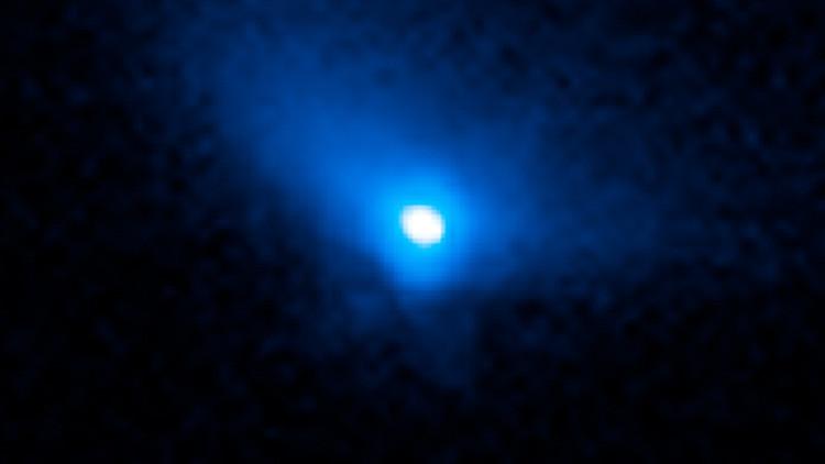 VIDEO: Astrónomos descubren un objeto espacial único