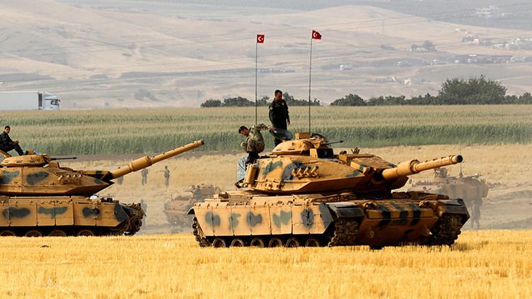El Parlamento de Turquía discutirá la prolongación de su presencia militar en Irak