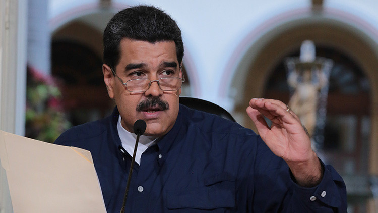 """Maduro: """"Han dado la orden para asesinar al presidente de Venezuela"""""""