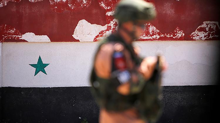 Rusia: El 87,4 % del territorio de Siria está liberado del Estado Islámico (INFOGRAFÍA)