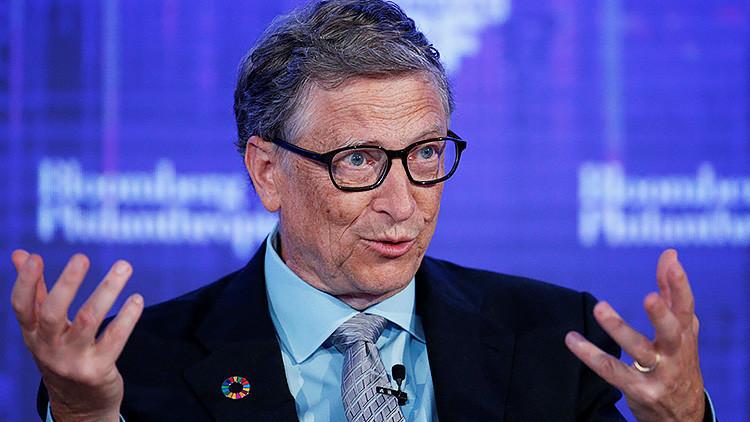 Bill Gates se arrepiente de haber creado la combinación 'CTRL+ALT+SUPR'