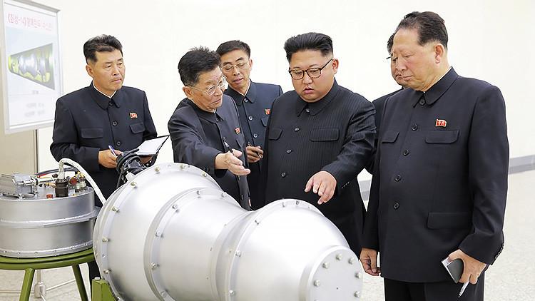 """Corea del Norte podría realizar""""la detonación más poderosa de una bomba de hidrógeno en el Pacífico"""""""