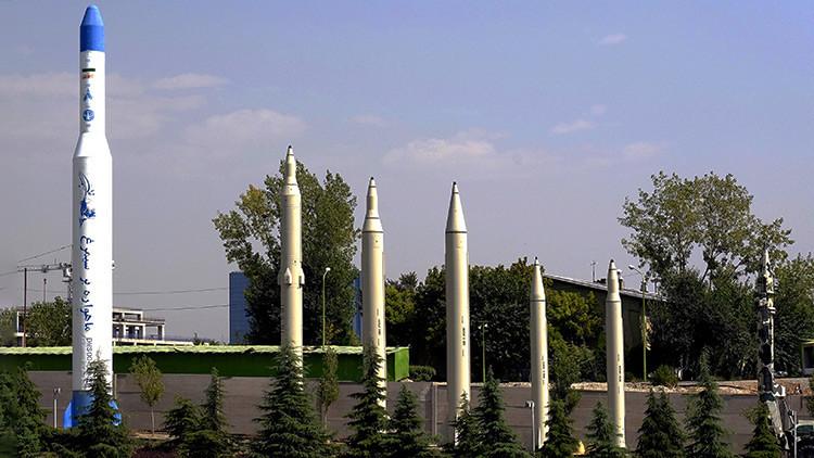 Irán promete aumentar su capacidad de misiles
