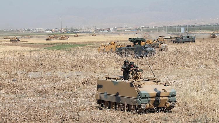 """Erdogan: """"Turquía desplegará tropas en la región siria de Idlib"""""""