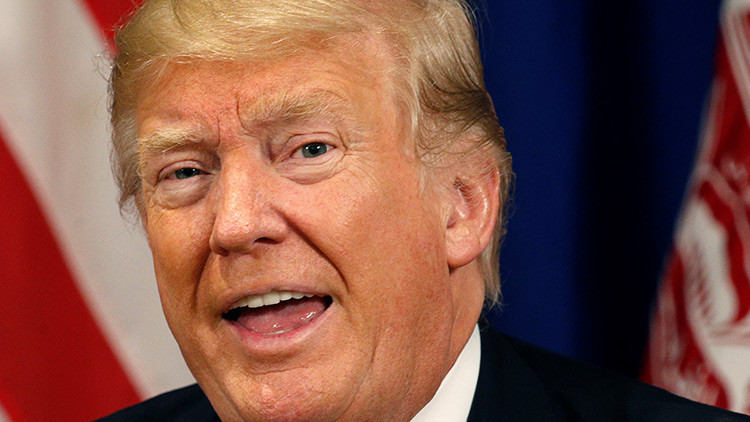 """Trump llama a Kim Jong-un """"loco"""" y promete ponerle a prueba """"como nunca se ha visto"""""""