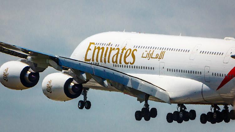 El avión comercial más grande del mundo estuvo a punto de estrellarse en Moscú