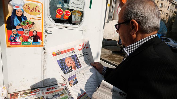 Pekín: La salida de Washington del acuerdo con Irán sentará un mal precedente para Pionyang