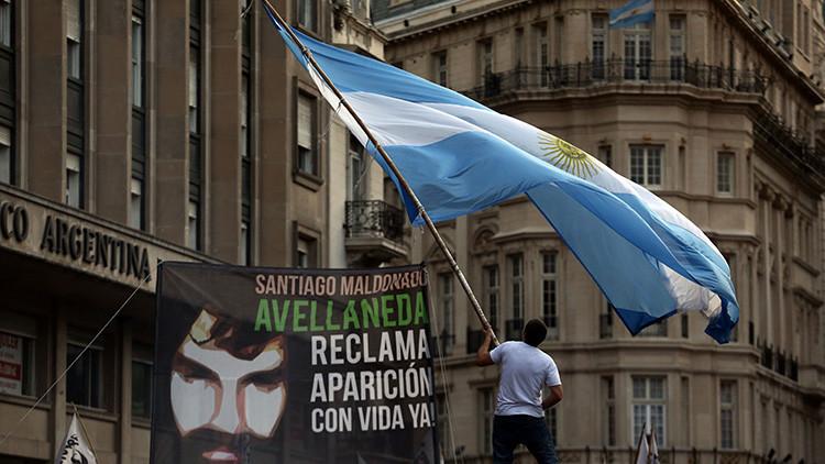 Artistas argentinos realizan un video musical para pedir por Santiago Maldonado