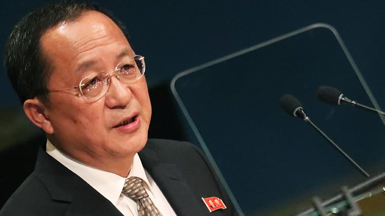 ¿Quién es el ministro de Exteriores de Corea del Norte que hablará ante la ONU?