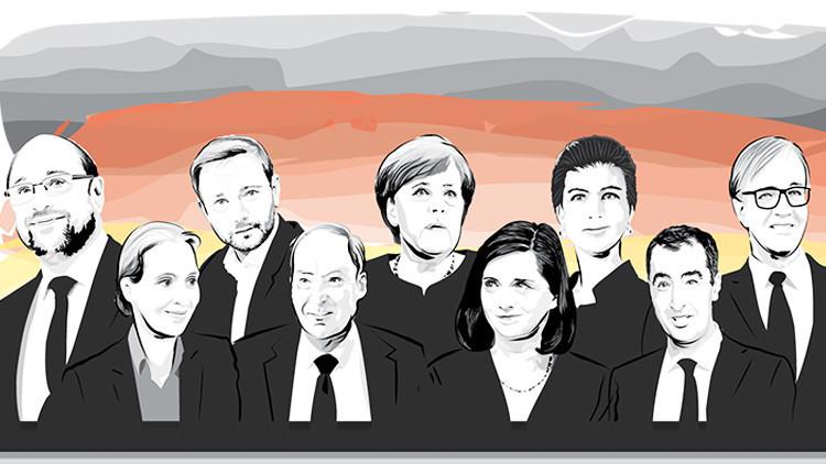 ¿Quién es quién?: Todo lo que debes saber sobre las elecciones generales de Alemania