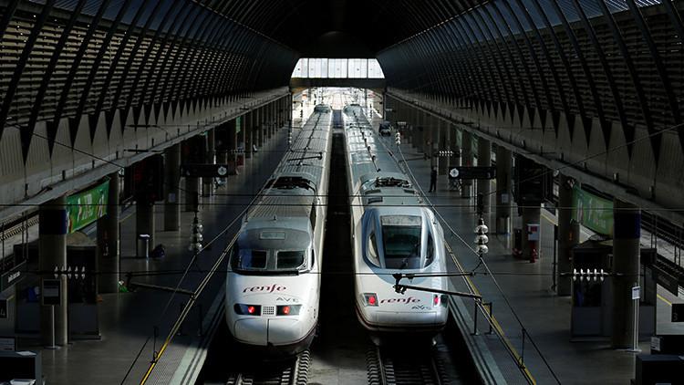 'El Muro de la vergüenza': La obra ferroviaria que amenaza con 'partir' una ciudad española