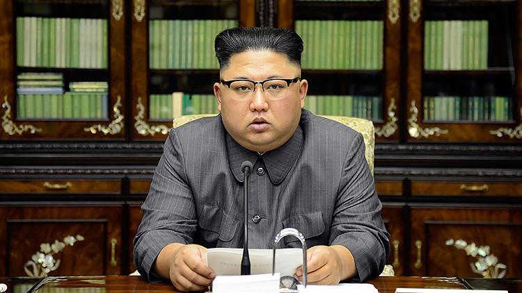 Kim Jong-un responde a los insultos de Trump con una palabra que nadie entiende