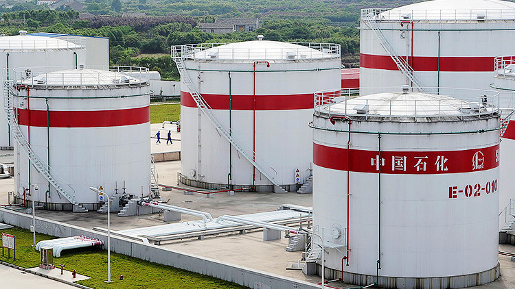 China impone restricciones al suministro de petróleo a Corea del Norte